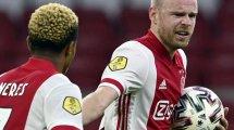 """Klaassen: Bei Ajax ist es """"ähnlich wie beim FC Bayern"""""""