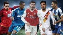 Deadline 18 Uhr: Diese Bundesliga-Transfers stehen an