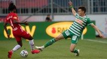 Mittelfeld-Lenker: Eintracht mit Interesse an Ljubicic