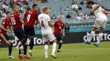 Dänemark wirft Tschechien raus   Die Noten zum Spiel