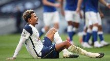 Plötzlich Problemfall: Tottenham und das Alli-Dilemma