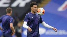 Tottenham: Alli offen für PSG-Wechsel