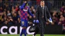 Dembélé: Liverpool-Angebot in Planung?