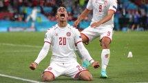 Tschechien - Dänemark: So könnten sie spielen