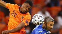 Inter an Bayern-Flirt Dumfries dran