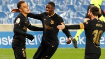Bayern kontaktiert Dest | Interesse an Barça-Trio