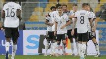 Weltrangliste: Deutschland verbessert