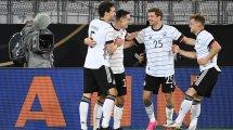 Deutschland mit Remis gegen Dänemark | Top-Noten für Gladbach-Duo