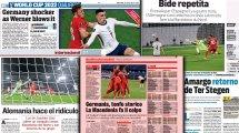 """Pressestimmen zum DFB-Debakel gegen Nordmazedonien: """"Peinlich"""""""