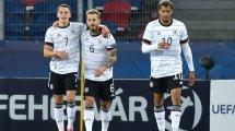 U21 im EM-Finale | Note 1 für überragenden Wirtz