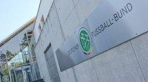 Zentrale Änderungen: DFB passt seine Spielordnung an