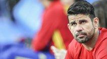 Atlético: Costa bittet um Vertragsauflösung