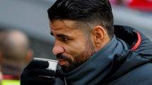 Costa vor Atlético-Abschied