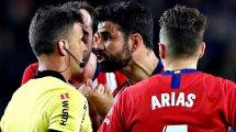 Benfica: Verhandlungen mit Costa