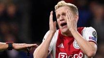 Ajax-Trio bleibt teuer