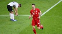 Europas Top-Torjäger | Lewandowski einsame Spitze – Giakoumakis in die Bundesliga?