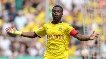 """Moukoko-Leihe ins Ausland """"nicht im Sinne des deutschen Fußballs"""""""