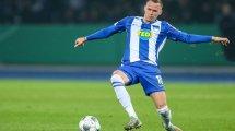 """Hertha: Duda zu """"100 Prozent"""" eingeplant"""