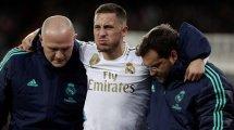 Real: Lange Pause für Hazard