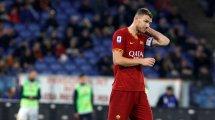 Bericht: Roma will Dzeko loswerden