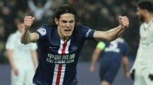 Medien: Inter lockt Cavani mit Traumgehalt
