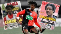 Supertalent Camavinga: Freie Bahn für Real?