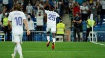 """Real Madrid: Camavingas """"Traumdebüt"""""""