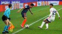 Navas unterschreibt neuen Sevilla-Vertrag