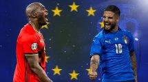 Belgien - Italien: So könnten sie spielen