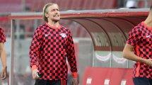 Forsberg und Gulacsi über RB-Zukunft