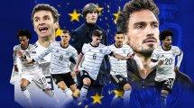 Mit Günter & Volland: DFB gibt EM-Kader bekannt