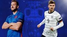 Aufstellung gegen England: Werner in der Startelf