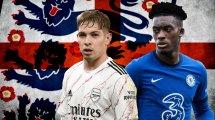 U21-EM: Die größten Talente der Engländer