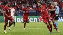 Bayern - Sevilla 2:1 | Die Noten zum Spiel