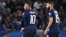 """Benzema: """"Mbappé wird für Real Madrid spielen"""""""