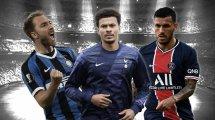 PSG, Inter & Tottenham: Dreifach-Transfer in Arbeit?