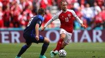 """""""Fühle mich okay"""": Eriksen meldet sich"""