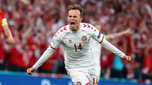 Starke Dänen überrollen Russland   Belgien mit Pflichtsieg