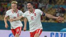 Aus mit Polen: Welche Ziele bleiben Lewandowski?