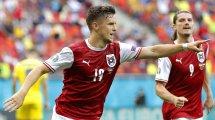 Baumgartner schießt Österreich ins Achtelfinale | Niederlande souverän