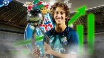 Rekordtalent Fábio Silva: Portos Zukunftsversprechen