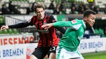 Bremen: Agu will zurück in die Bundesliga
