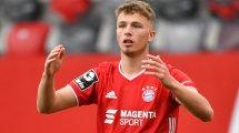"""Glaube an Durchbruch: Arp will bei Bayern """"Fußspuren hinterlassen"""""""