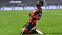 Milan verpflichtet Tomori