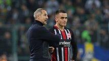 Eintracht: Lange Pause für Kostic