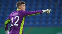 """""""Umso besserer Kicker"""": U21-Keeper Dahmen überzeugt ohne Praxis"""
