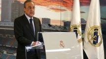 Pérez: Neue Amtszeit und zwei Transferziele