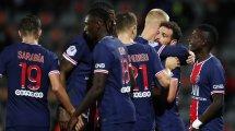 Erstes Spiel nach Transferschluss: Die Noten der PSG-Neuzugänge