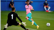 Barça: Debüts für Pedri & Trincão