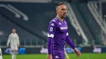 Medien: Deutsche Klubs wollen Ribéry holen